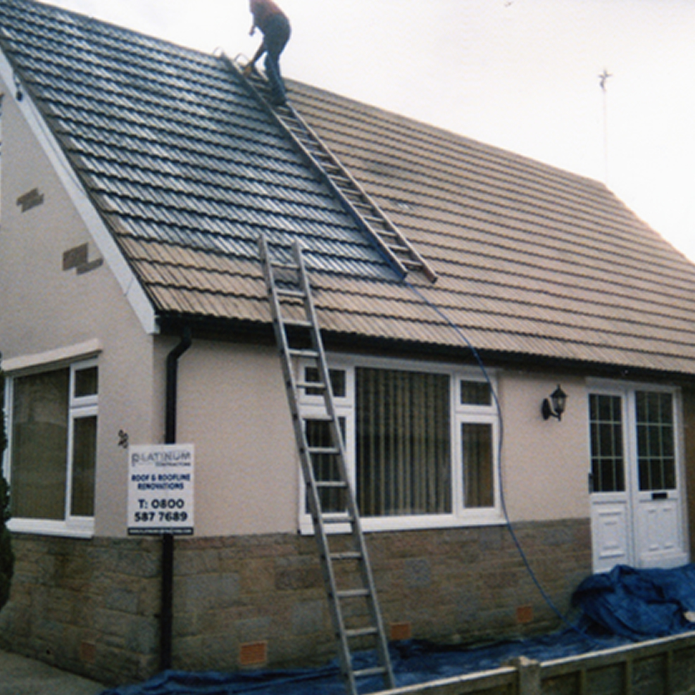 Projects - Roof Coating 013