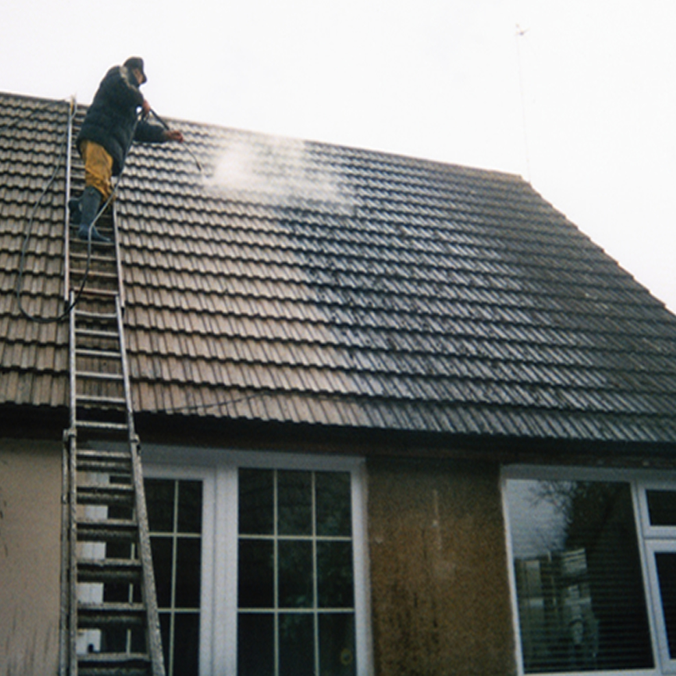 Projects - Roof Coating 014